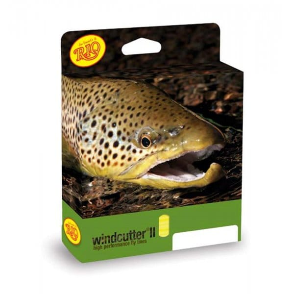 Rio windcutter fly line ii rio from north east tackle for Fly fishing backing