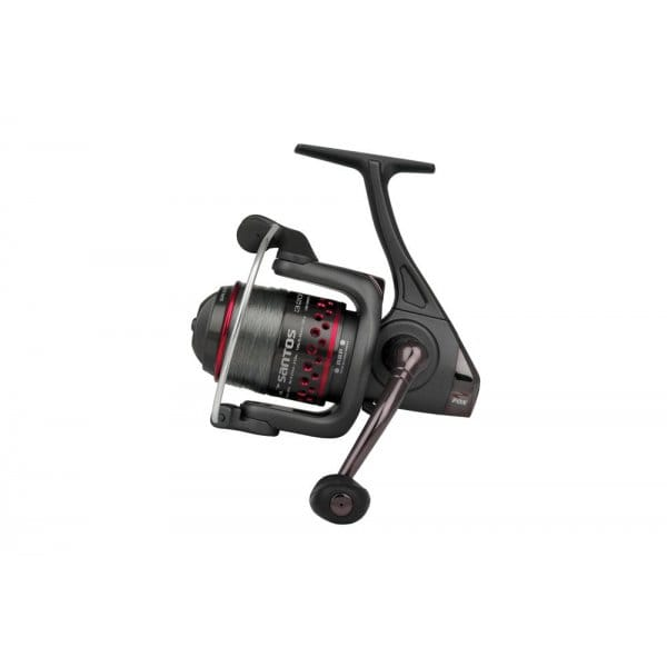 Fox santos 2700fd 3200fd reel north east tackle supplies for Reel fishing game