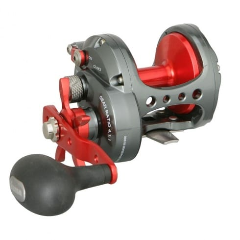 Okuma Reel Cortez Multiplier Reel for boat fishing