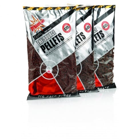 Dynamite Baits The Source Pellets 900g