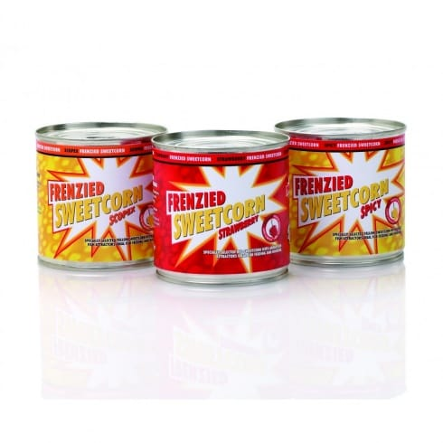 Dynamite Baits Frenzied sweetcorn 340g tin