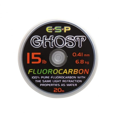 ESP Ghost Flurocarbon Fishing Line