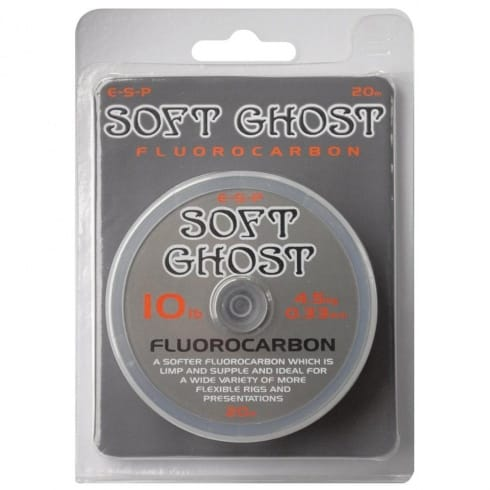 ESP Fluorcarbon Line Soft Ghost