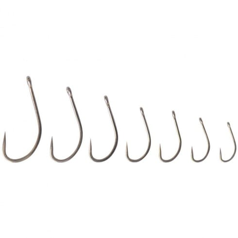 Drennan Eyed Carp Feeder Barbless Hooks
