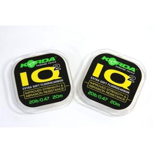 Korda Fluorocarbon IQ2 carp line