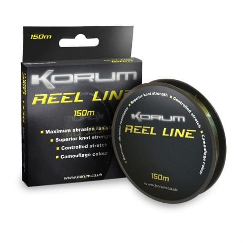 Korum Reel Line for coarse fishing