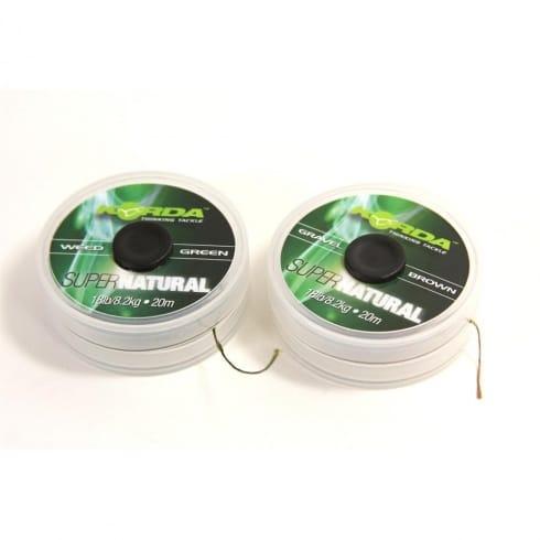 Korda SuperNatural hook length braid