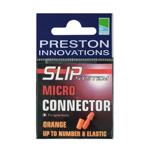 Preston Innovations Slip Connectors for fishing pole