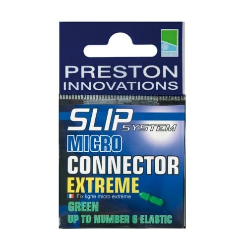 Preston Innovations Slip Extreme Connectors for fishing poles
