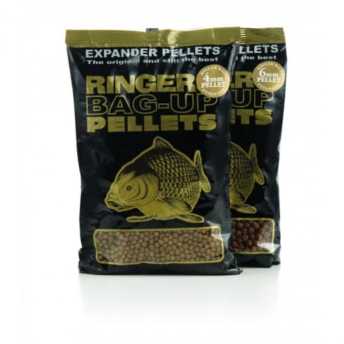 Dynamite Baits Ringers Bag-Up Expander Pellets 500g