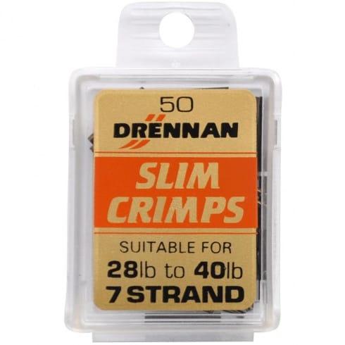 Drennan Slim Crimps for fishing