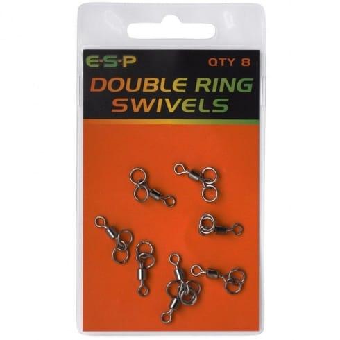 ESP Double Ring Swivel for carp fishing