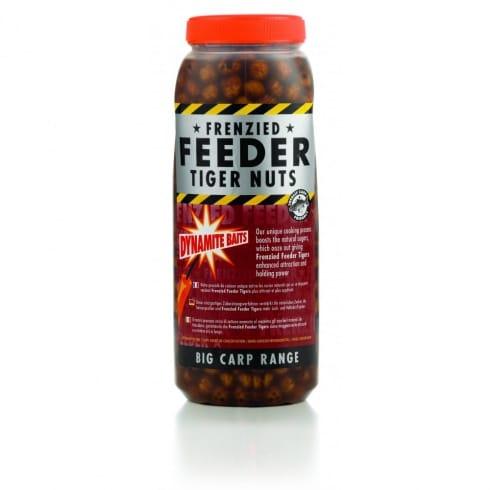 Dynamite Baits Frenzied Feeder Monster Tiger Nuts  Jar 2.5l