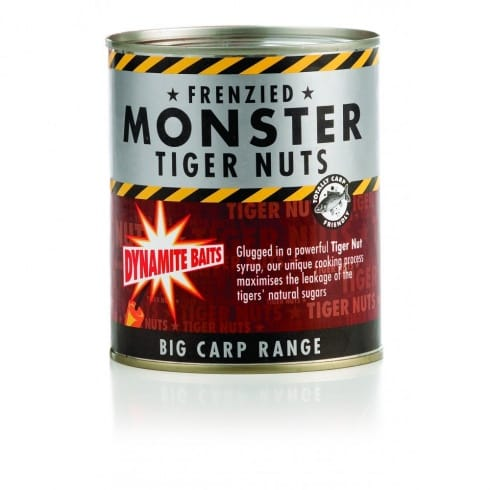 Dynamite Baits Frenzied  Monster Tiger Nuts tin 830g