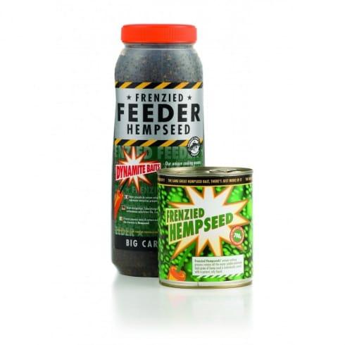 Dynamite Baits Frenzied Hempseed original jar 2.5l