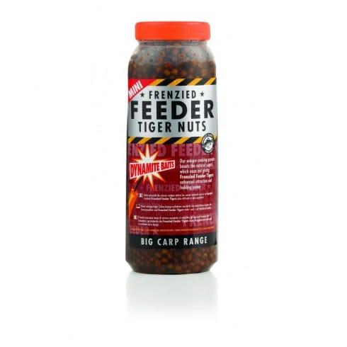 Dynamite Baits Frenzied Feeder Mini Tiger Nuts Jar 2.5l