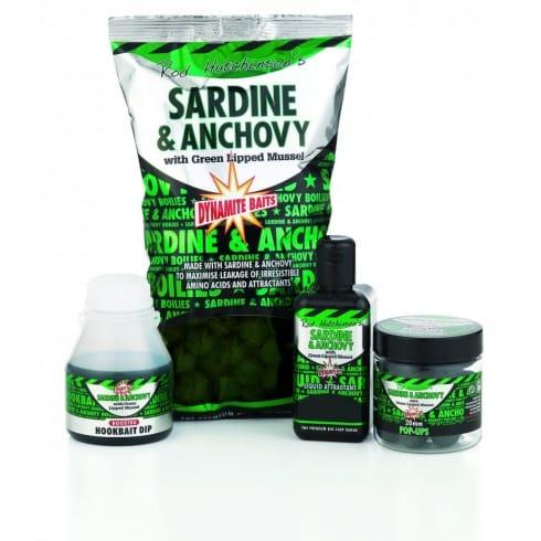 Dynamite Baits Sardine Anchovy Shelf Life Boiles 1kg