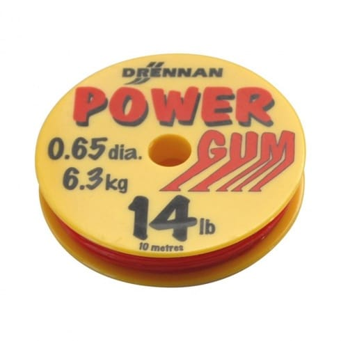 Drennan Powergum 14 lb Red 10m