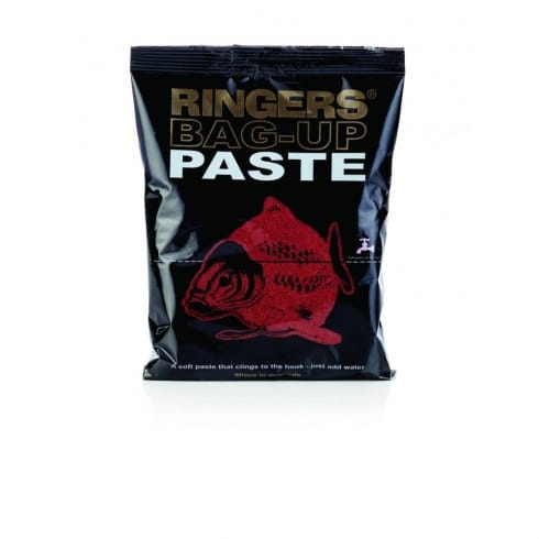 Dynamite Baits Ringers Bag-up Red Carp Paste 350g