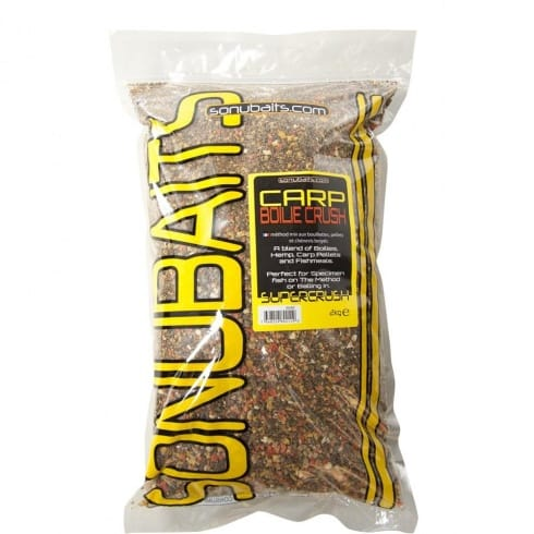 Sonu Baits Carp Boilie Crush Method Mix 2kg