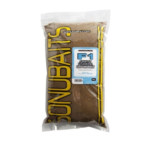 Sonu Baits F1 groundbait 2kg for coarse fishing