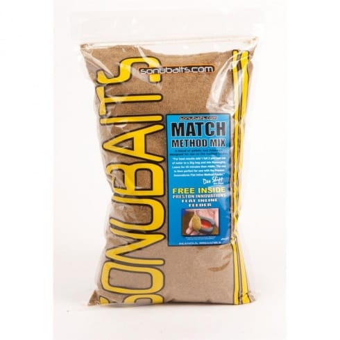 Sonu Baits Match Method Mix groundbait 2kg