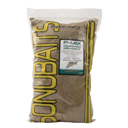 Sonu Baits P mix groundbait 2kg