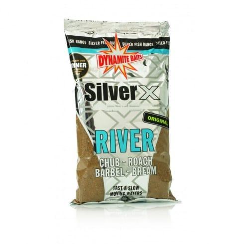 Dynamite Baits Silver X River original 1kg