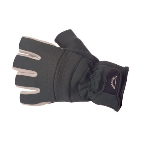Sundridge Hydra gloves size  FINGERLESS for fishing