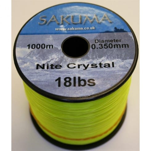 Sakuma Nite crystal fishing line