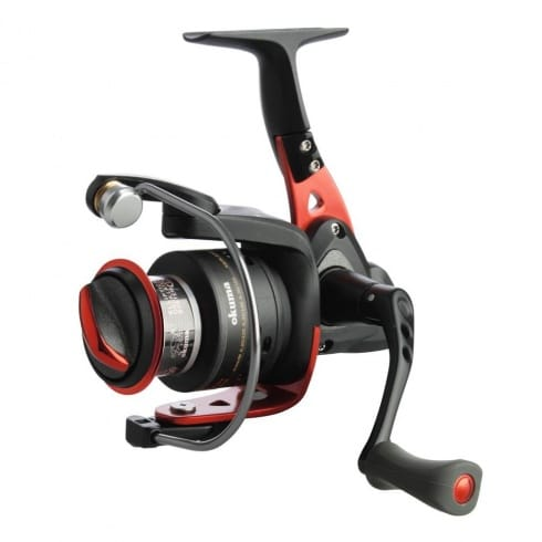 Okuma Trio Red Core Reel FD RC-80 for sea fishing
