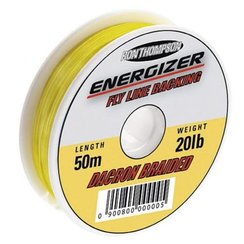 Ron Thompson Energizer Fly Line Backing