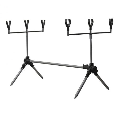 Ron Thompson 3 Rod Pod including Rod Rests