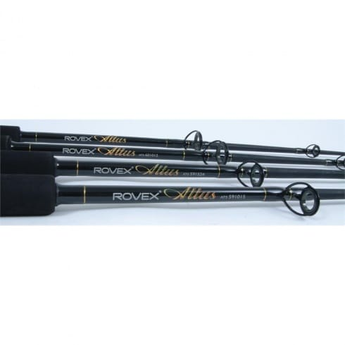 Rovex Altus Boat Rods 25-30lb and 30-50lb