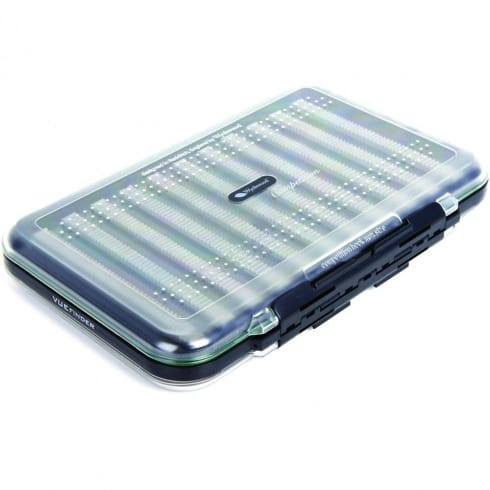 Wychwood Competition Vuefinder Fly Box Double Slot Foam