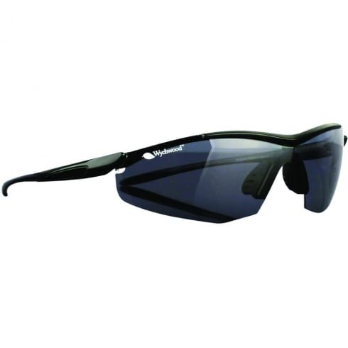 Wychwood Sunglasses Maximiser Wrap Around Smoke Lens