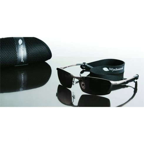 Wychwood Magnesium Brown Sunglasses Polarised Lens