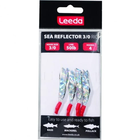 Leeda Sea Refector Sea Fishing Feathers