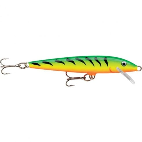 Rapala original floater lures rapala lures north east for Fishing for floaters game