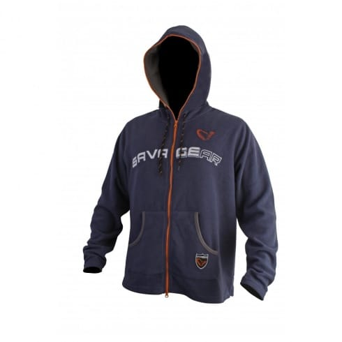 Savage Gear Fleece Hoodie Fishing Jackets