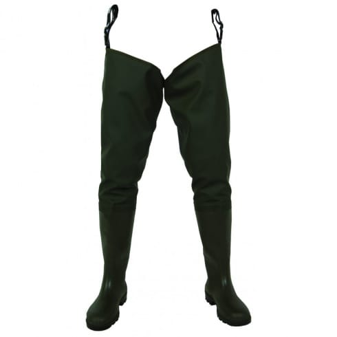 Vass 600 Series Heavy Duty PVC Thigh Wader