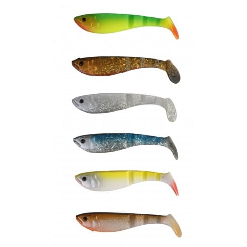 Savage Gear 4Play Fishing Shad For Bass Fishing and Sea Fishing