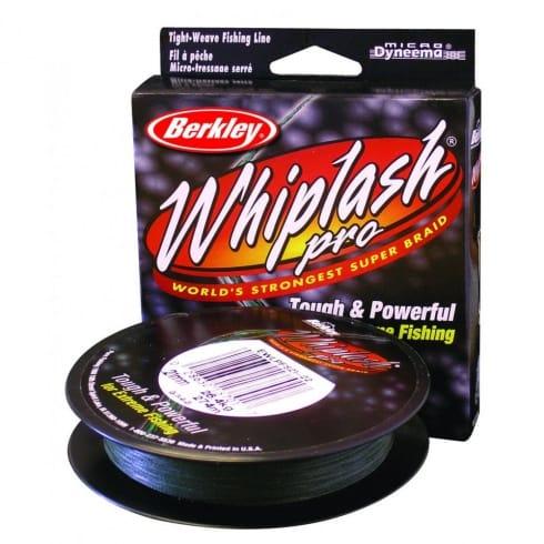 Berkley Whiplash Super Moss Green Braid 300yds