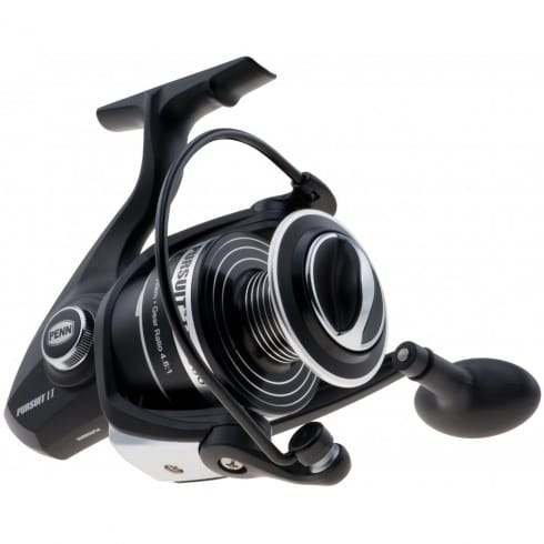 Penn Pursuit Spinning Reels MK II, 4000, 6000 & 8000