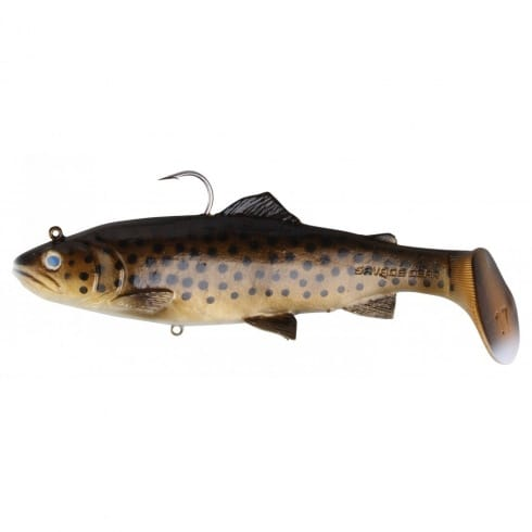 Savage Gear Trout Rattle Shad 3D