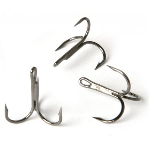 Fox Carbon Treble Hooks 2XS Sizes 6,8 & 10