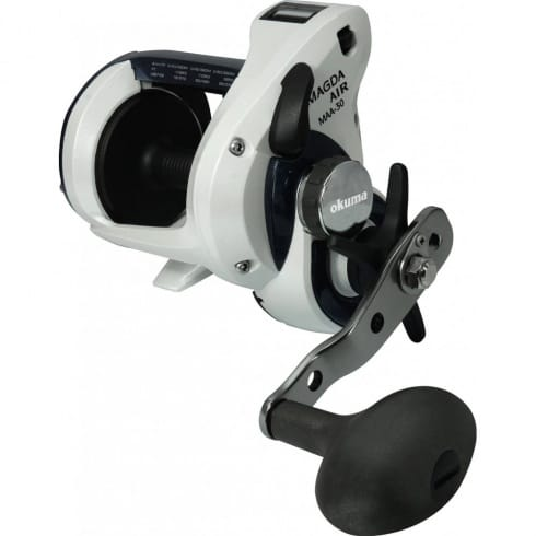 Okuma Magda Air Reel Linecounter