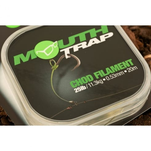 Korda Mouth Trap Filament for Chod and Stiff Rigs