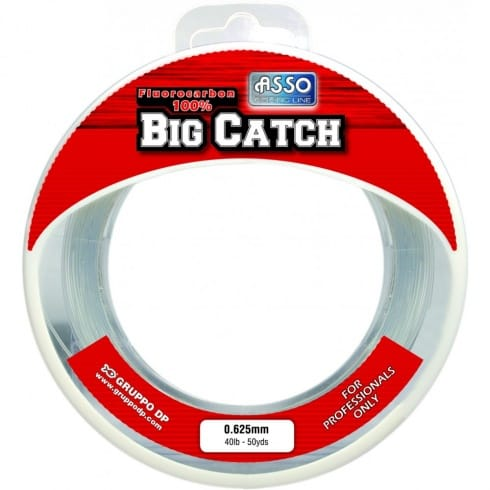 Asso Big Catch Fishing Fluorocarbon Line 100%