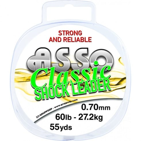 Asso Classic Sea Fishing Shock Leader